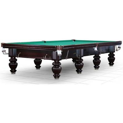 Бильярдный стол для русского бильярда Tower 12 ф (махагон)